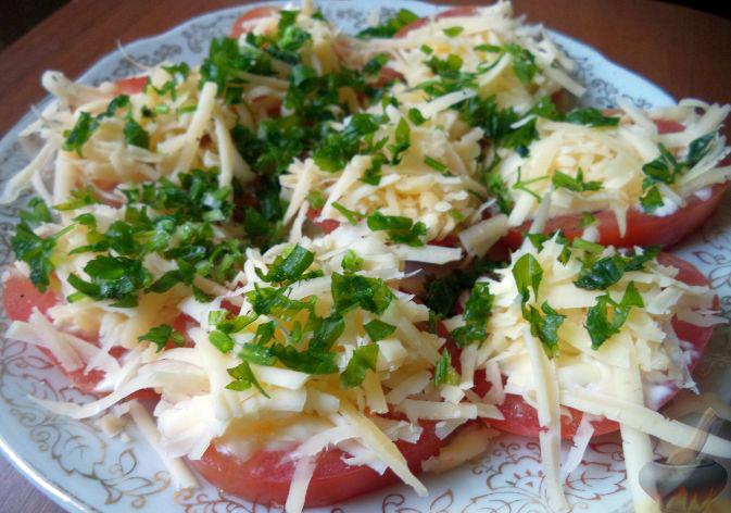 Салаты с сыром пармезан рецепты
