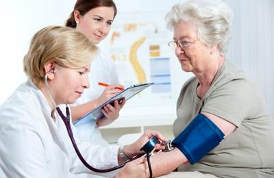 Медицинский уход и врачебный осмотр
